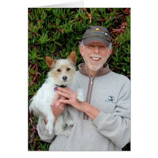 Mezcla de Jack Russell Terrier - Winnie - Omán Tarjeta Pequeña