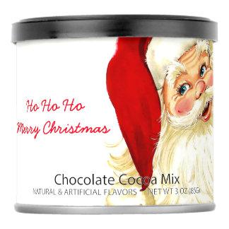 Mezcla de la bebida del chocolate caliente de