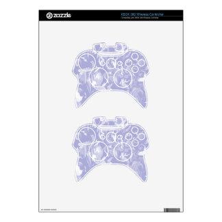 Mezcla de los azules claros y del blanco - SK Mando Xbox 360 Skin