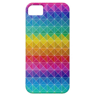 Mezcla del arco iris iPhone 5 fundas