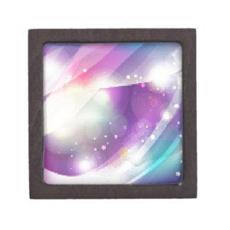 Mezcla del color cajas de joyas de calidad