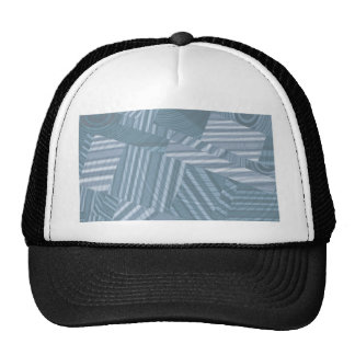 mezcla del modelo, plata gorra