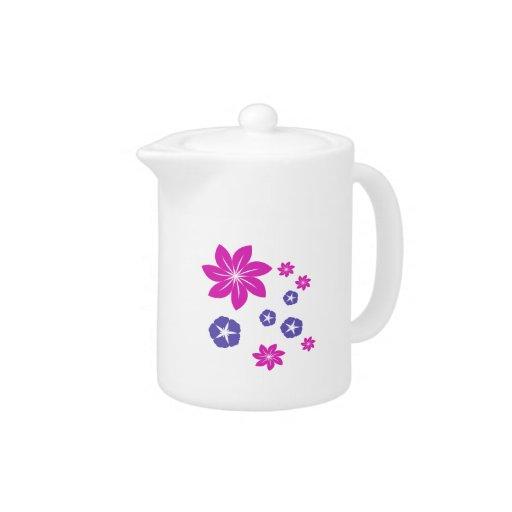 Mezcla floral simple