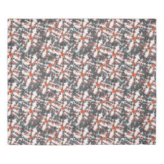 Mezcla gris anaranjada abstracta elegante moderna
