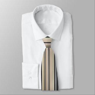 Mezcla retra moderna 003 rayados verticales del corbata personalizada