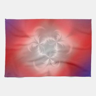 Mezcla torcida toalla