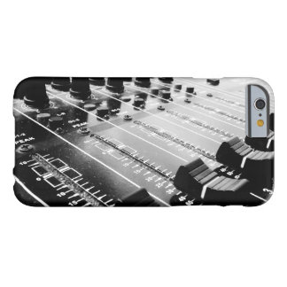 Mezclador audio funda de iPhone 6 barely there
