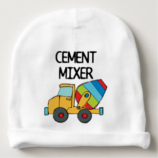 Mezclador de cemento gorrito para bebe