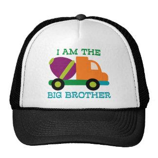 Mezclador de cemento hermano mayor gorras