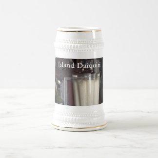 Mezcladores de Daiquri, daiquirí de la isla Jarra De Cerveza