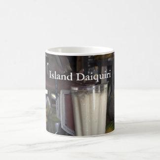 Mezcladores de Daquri, daiquirí de la isla Taza Clásica