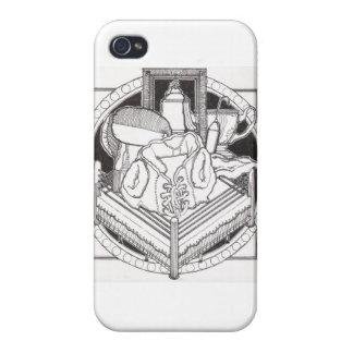 """""""Mezcló artes marciales """" iPhone 4/4S Funda"""