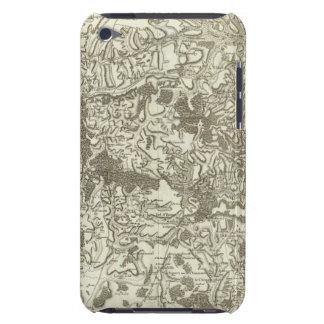 Mezieres iPod Touch Case-Mate Case