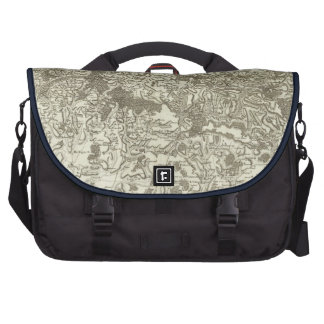 Mezieres Laptop Messenger Bag