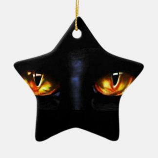 MezmerEyes Fine Art by Derrick Rathgeber Ceramic Ornament