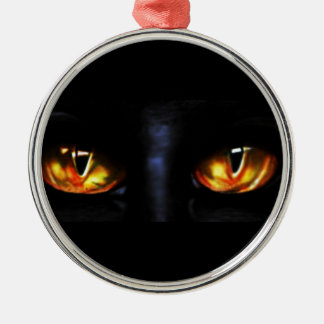MezmerEyes Fine Art by Derrick Rathgeber Metal Ornament