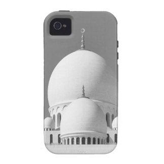 Mezquita 2 de jeque Zayed iPhone 4 Funda