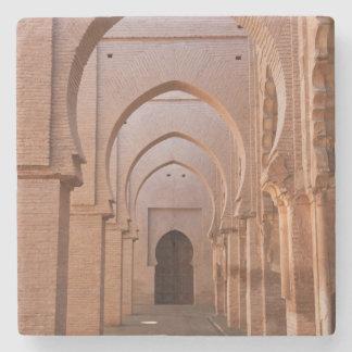 Mezquita arruinada y en parte restaurada del now posavasos de piedra