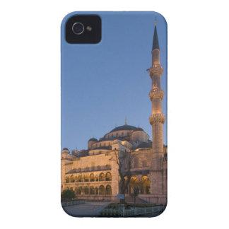 Mezquita azul área de Sultanhamet Estambul Turq iPhone 4 Case-Mate Protector