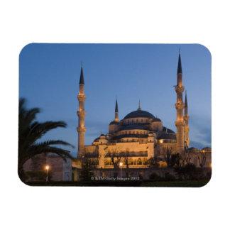 Mezquita azul, área de Sultanhamet, Estambul, Turq Imán