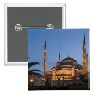 Mezquita azul, área de Sultanhamet, Estambul, Turq Pin