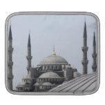 Mezquita azul con la curva de la bóveda principal manga de iPad