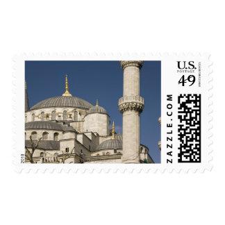 Mezquita azul, Estambul, Turquía Estampilla
