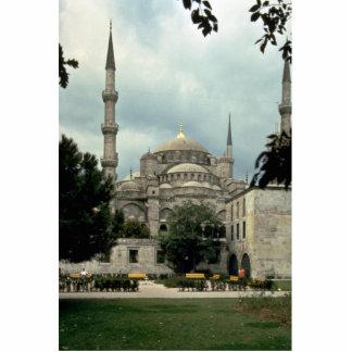 Mezquita azul, Estambul, Turquía Fotoescultura Vertical