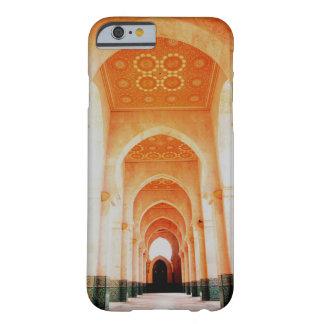 Mezquita de Casablanca Funda Para iPhone 6 Barely There