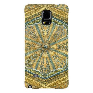 Mezquita de Córdoba España. Cúpula del mihrab Funda Galaxy Note 4