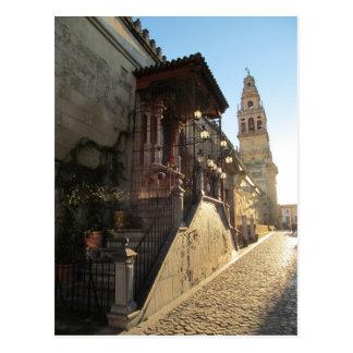 Mezquita de Córdoba, Spain Postcard