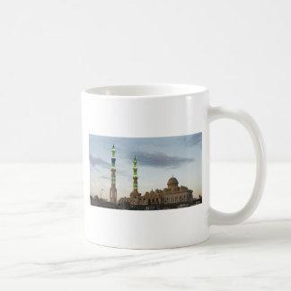 mezquita de Egipto Taza De Café
