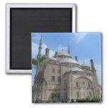 Mezquita de El Cairo, Egipto de Mohamed Ali en la  Iman De Frigorífico