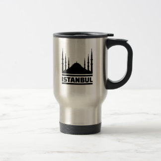 Mezquita de Estambul Tazas De Café