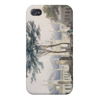 Mezquita de Goolaum Hoossein Huzrut-Jee, el gran P iPhone 4 Carcasas