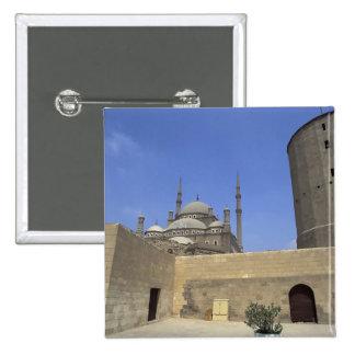 Mezquita de Mohammed Ali en la ciudadela de El Cai Pin Cuadrado