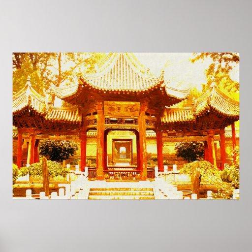 Mezquita de Pekín Impresiones