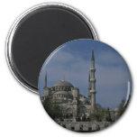 Mezquita de Sultanahmet Imán Para Frigorífico