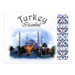 Mezquita del azul de Turquía