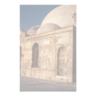 Mezquita del bajá de Hassam Xania Creta Grecia Papeleria Personalizada