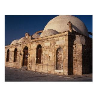 Mezquita del bajá de Hassam Xania Creta Grecia Postal