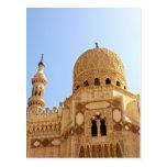 Mezquita del EL Morsy Tarjetas Postales