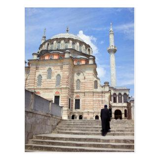 Mezquita del tulipán en Estambul Postal