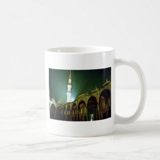 Mezquita, Estambul Taza