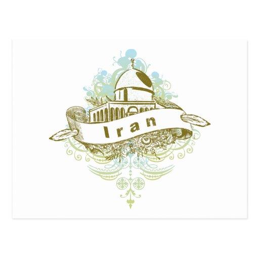 Mezquita Irán Postal