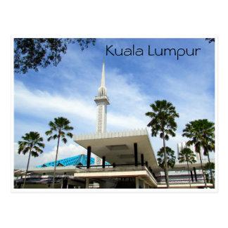 mezquita kilolitro de Malasia Postal