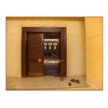 Mezquita magnífica Kuwait Tarjeta Postal
