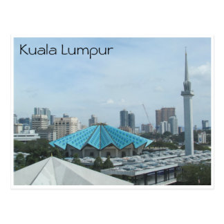 mezquita nacional kilolitro tarjeta postal