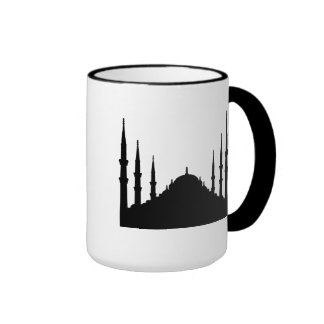 Mezquita Tazas De Café
