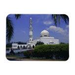 Mezquita y torre, Singapur Imán Rectangular